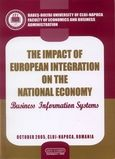 The International Conference The Impact of European Integration on the National economy, Babes-Bolyai University, Cluj Napoca, 28-29 Octombrie 2005